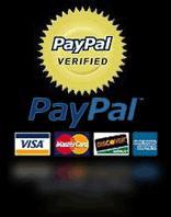 Wir akzeptieren PayPal